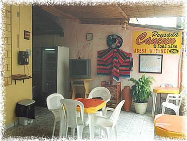 Pousada Cancun, Salvador, Brazil, Wat is een milieuvriendelijk bed & ontbijt in Salvador